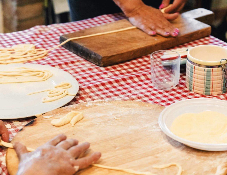 13 Pasta fresca