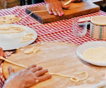 Pici e pasta fresca fatta a mano handmade pasta