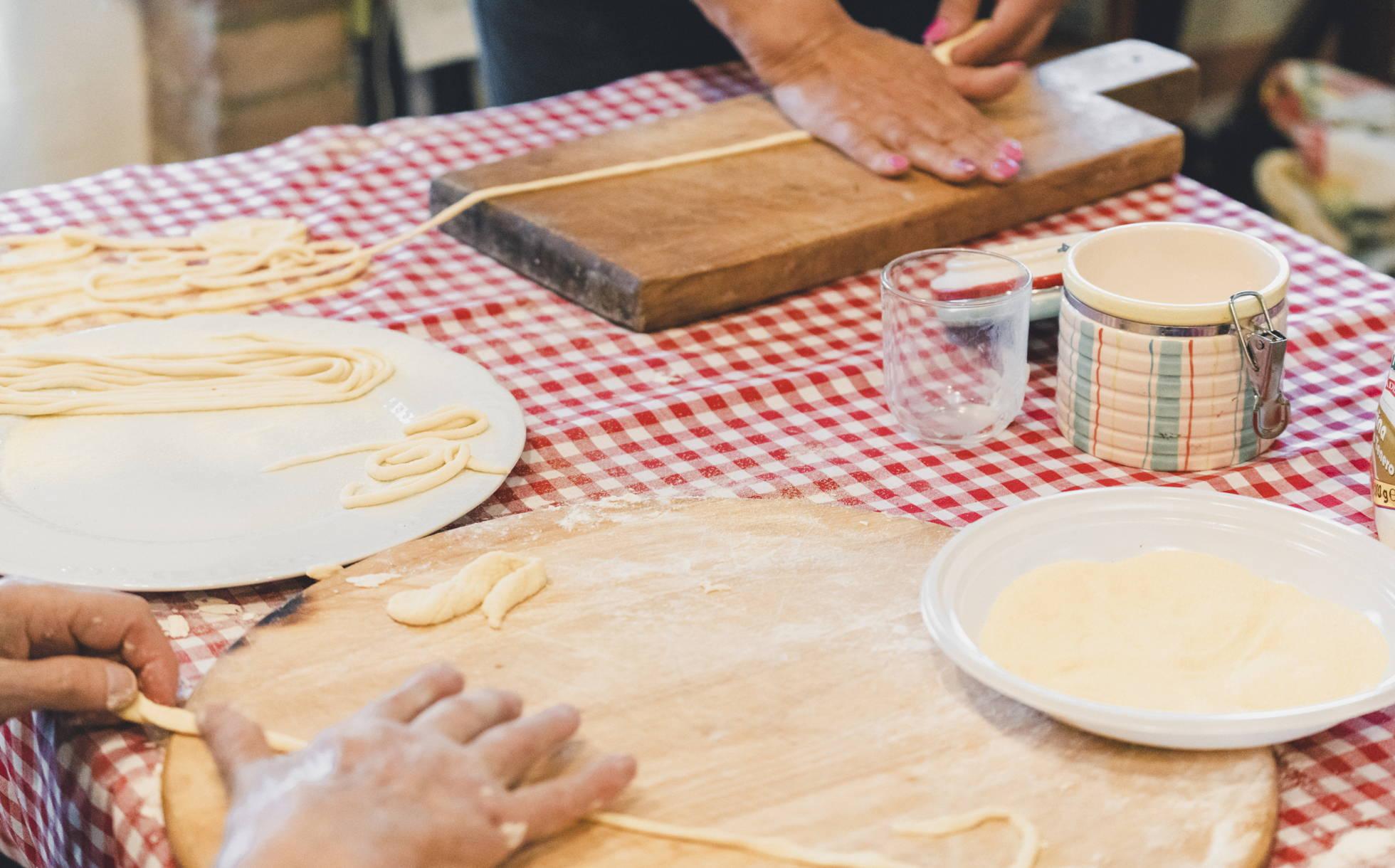 Cucina come le nonne toscane corso di cucina toscana - Corso cucina firenze ...