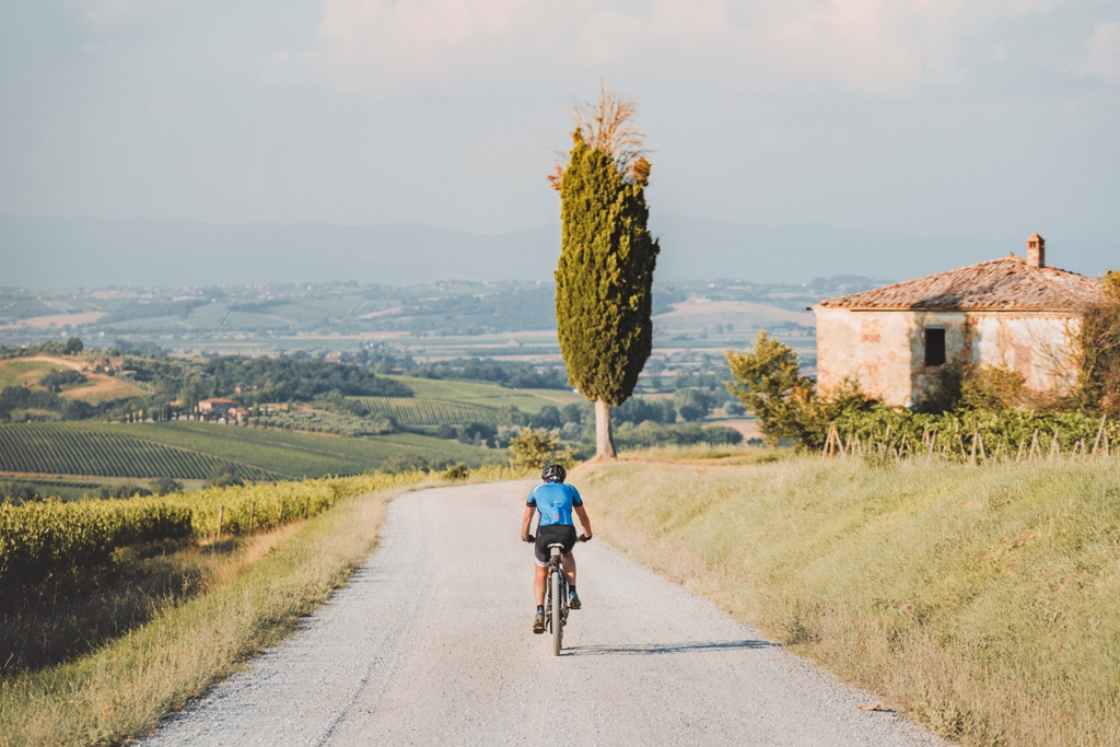 21 Bike Tour sentiero del Nobile