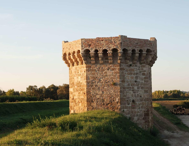 22. Dal labirinto etrusco al sentiero della bonifica in bici 1