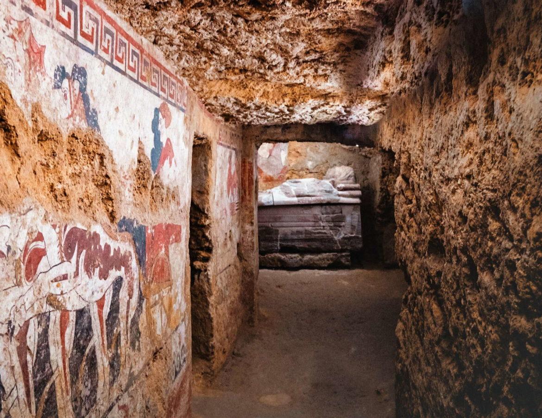 37. Tour delle meraviglie etrusche 1