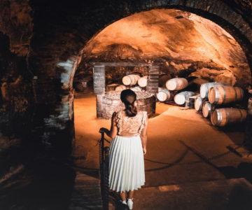 Tour cantine storiche historic centre montepulciano cellars wine