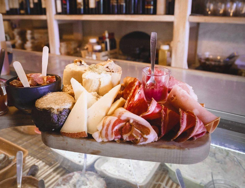 Gourmet Tour in centro storico montepulciano tour historic centre