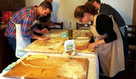 Corso di cucina in fattoria 2