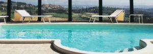 piscina hotel chianciano
