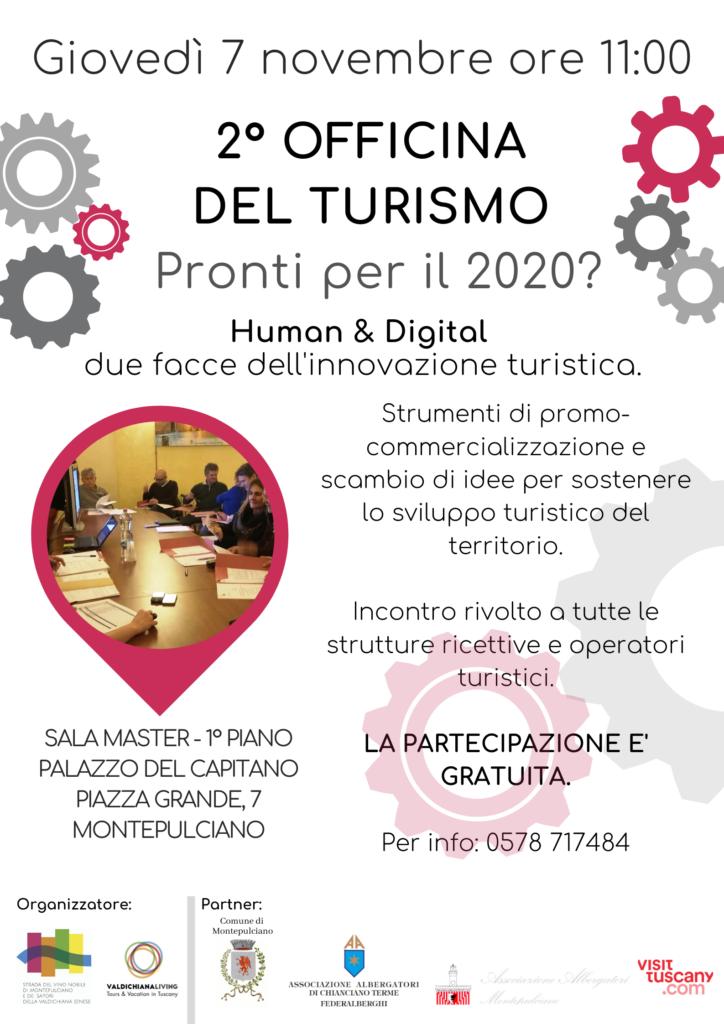 2 Officina del Turismo - Pronti per il 2020?