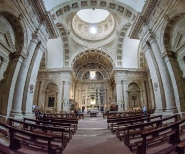 San Biagio interno