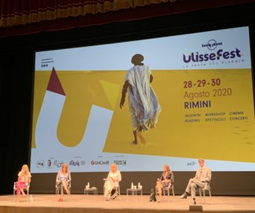 Panel Ulisse Fest Lonely Planet