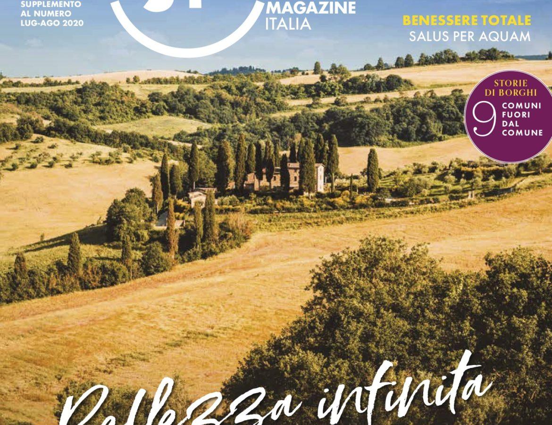 Valdichiana Senese Magazine Lonely Planet Italia